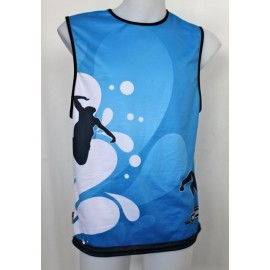 "BEACH TEAM VEST ""AZUL"""