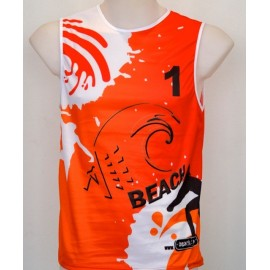 Beach Team official vest...