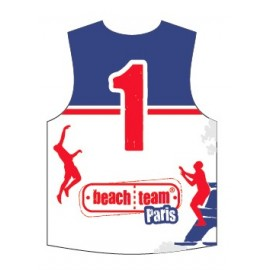 Maillot Paris Beach Volley
