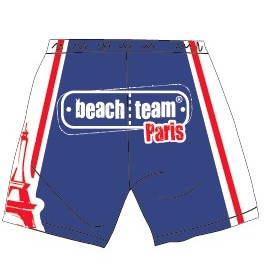 Short BeachTeam Paris Beach Volley