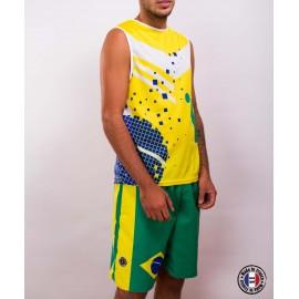 Short Beach Team Brasil 2
