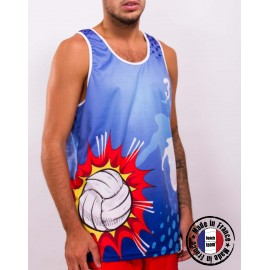 Beachteam generic sleeveless jersey