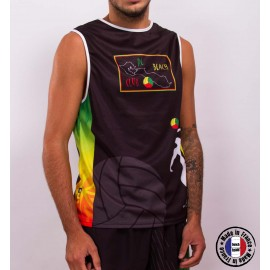 your official Monegasque Federation sleeveless jersey
