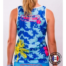 your official Beach Tennis of La Réunion sleeveless jersey