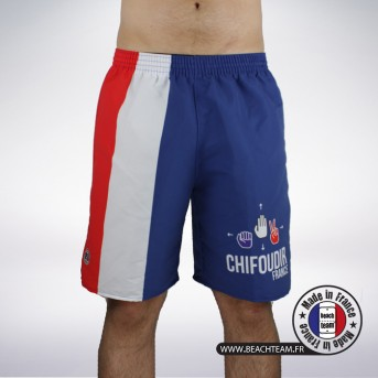 your official Beach Athlétic Club of Mulhouse shorts