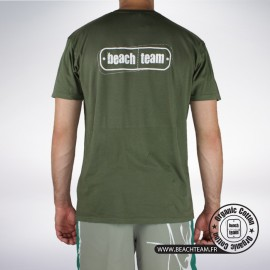 "T-SHIRT Beach Team ""No War Just Beach"""