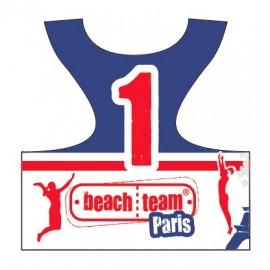 Les brassières de la collection Beach Team