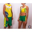 Shorty Beach Team BRASIL2