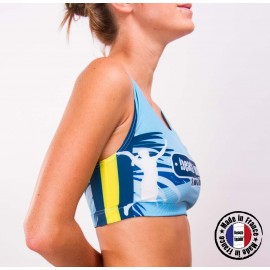 "Beachteam sports bra ""Vendée"""