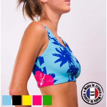 "Sports bra ""Flowerlife"""