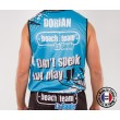 Maillot Don't Speak Just Play black/blue