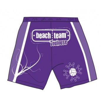 your official Beach volley club of Toulouse shorts