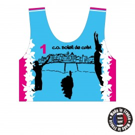 "Beachteam sports bra ""Calvi"""