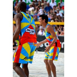 Short Beach Team Jamaïca 48H