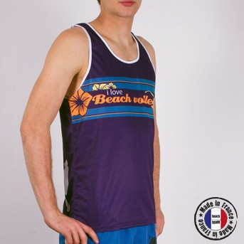 Maillot I Love Beach Volley