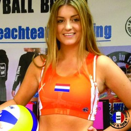 Brassière officielle Hollandaise!