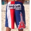 "BEACH TEAM SHORT ""FRANCE"""