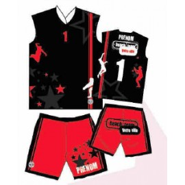 Tenue Indoor Beach Team STARS