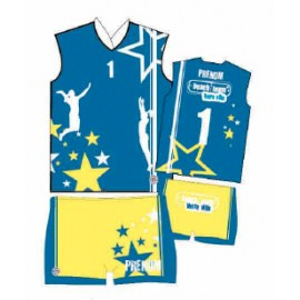 Tenue Indoor Beach Team STARS F