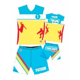 Tenue Indoor Beach Team STRIPE Masc.