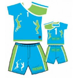 Tenue Indoor Beach Team CURVE Masc.