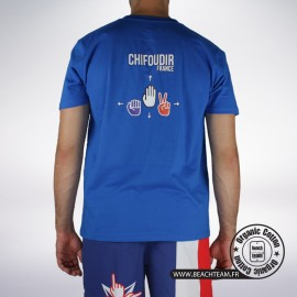 "T-SHIRT ""CHIFOUDIR"" (coupe fille)"