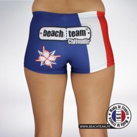 Shorty Tropic'Framboise Beach Volley