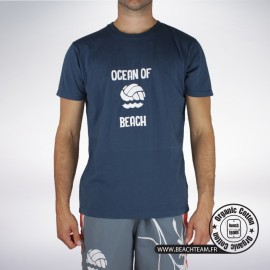 "T-SHIRT Beach Team ""Ocean of Beach"""