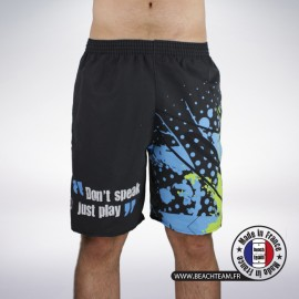 "BEACH TEAM SHORT ""MAORI BALL"""