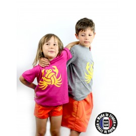 T-shirt Enfant Crab'Ball
